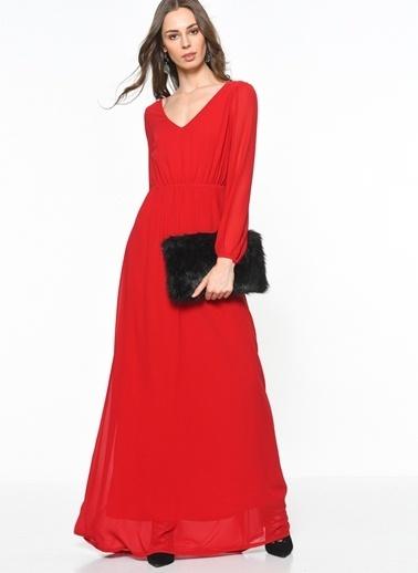 Wild Pony Elbise Kırmızı